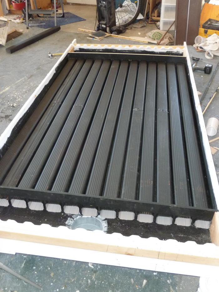 Comparing Solar Air Heater Designs Amp Performance