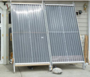 Solar Air Collector Performance Testing For Diy Collectors