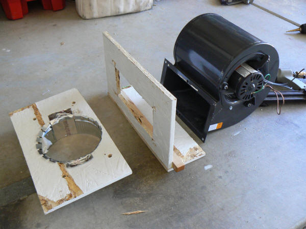 Dryer vent dryer vent blower for Attic air circulation
