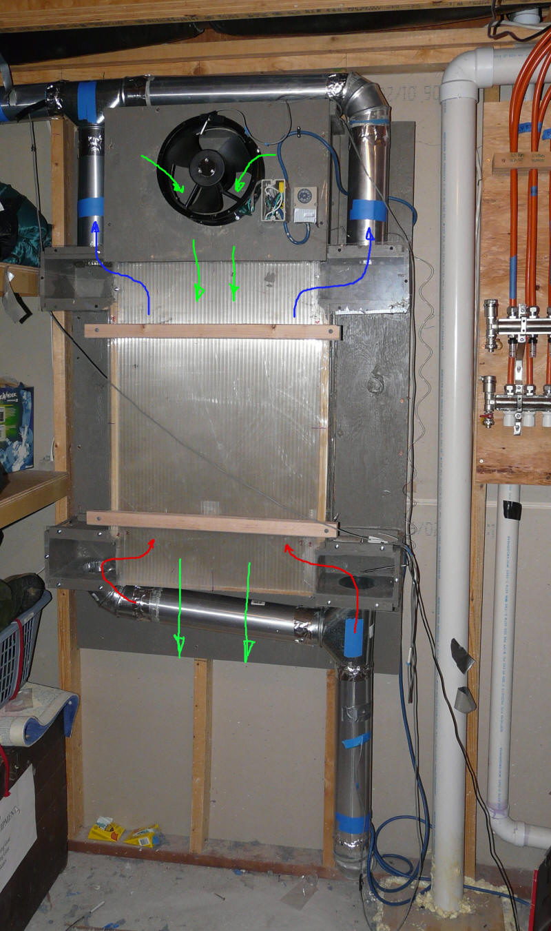 Testing A Prototype Dryer Heat Recovery Heat Exchanger