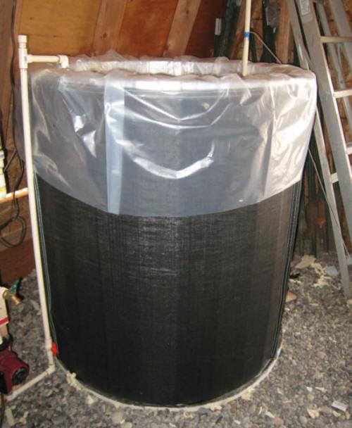 Softank Solar Hot Water Storage Tank