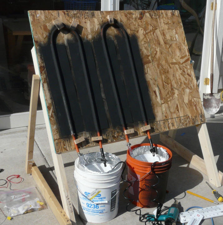 Performance of an experimental solar collector using pex for Is pex pipe better than copper