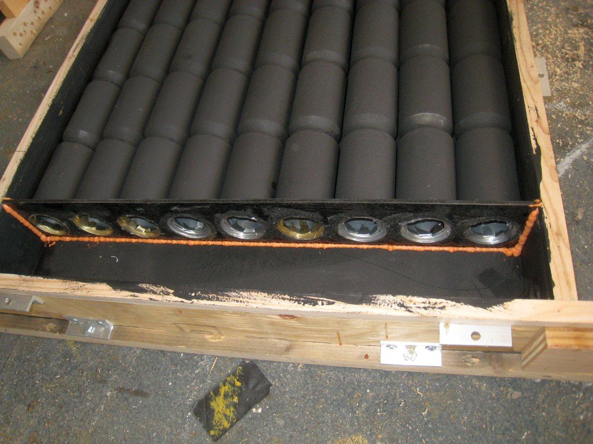 Diy Solar Air Heating Collectors Pop Can Vs Screen Absorbers