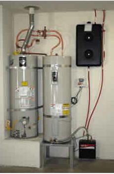 The Sungrabber Unglazed Solar Water Heating System