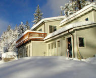 Solar Home in the Sierras