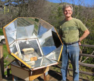 Builditsolar solar energy projects for do it yourselfers to save bills solar cooking projects solutioingenieria Images