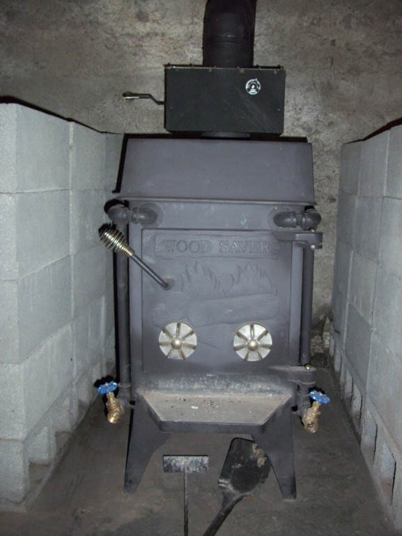 Improving Efficiency Of Older Wood Burner Adding