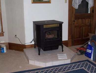 Country Flame (Mt. Vernon) Wood Stove Catalytic Combustor Free