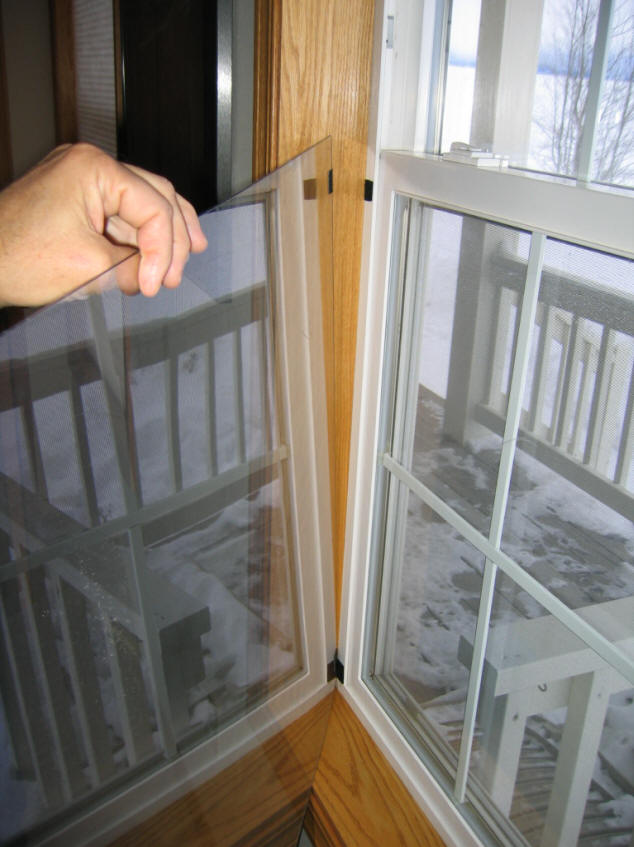 Making Your Own Interior Storm Windows Build It Solar Autos Post