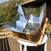 Solar Cookers Ovens And Food Dryers
