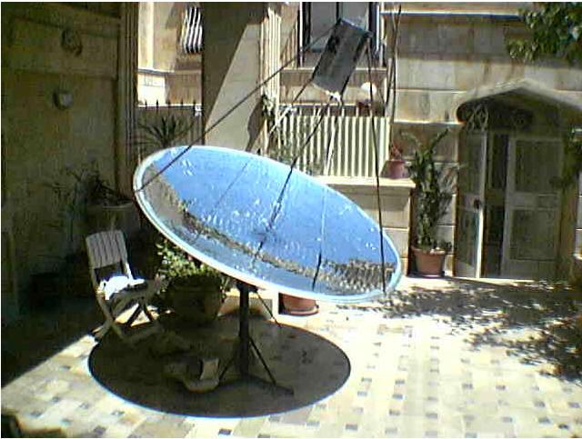Solar Cooking After Dark A Stored Heat Solar Cooker