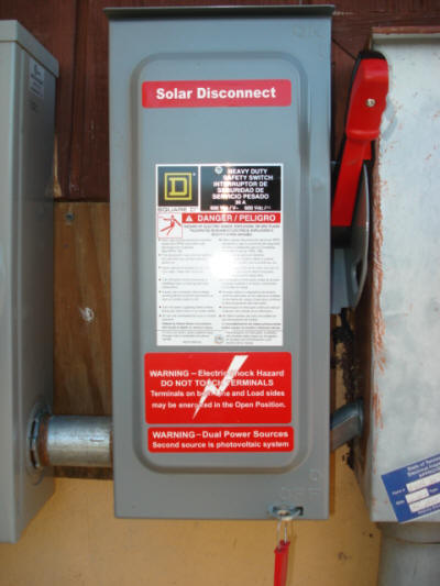 Doug S New 4 6 Kw Micro Inverter Diy Grid Tied Pv Array