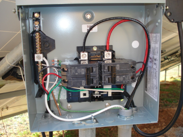 array load center doug's new 4 6 kw micro inverter diy grid tied pv array enphase m250 wiring diagram at bayanpartner.co