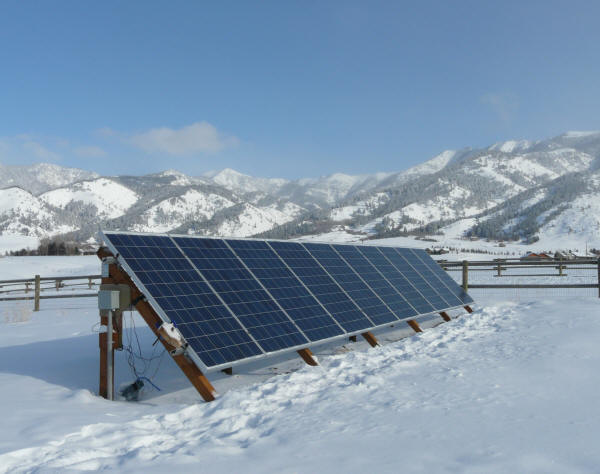 Diy Pv System Where To Locate The Pv Panels