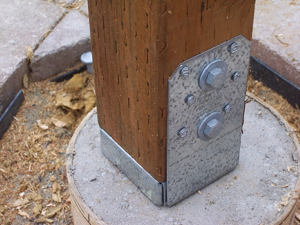 Report And Thoughts On Treated Lumber Pv Array Mounts