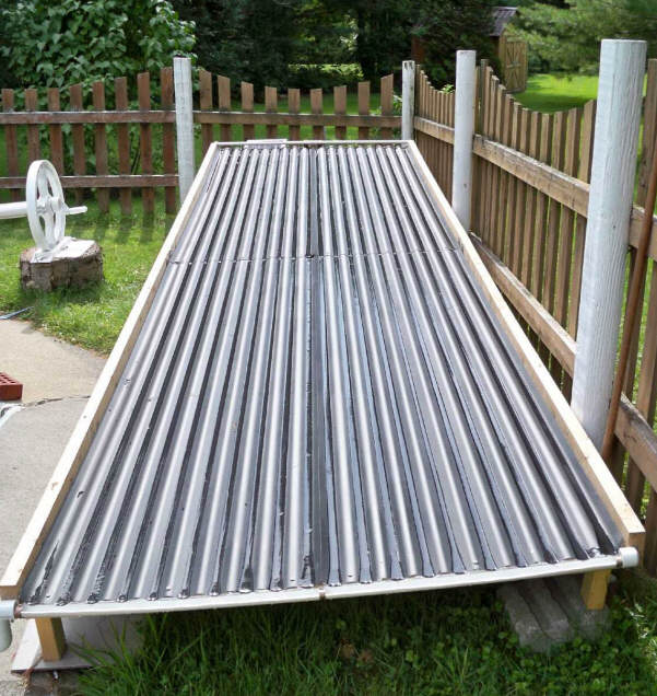Pool Heating: Do It Yourself Solar Pool