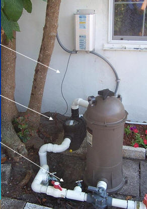 A Pv Powered Pool Pump Installation