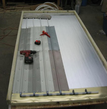Diy solar pool heating collector from pex and aluminum - Swimming pool heating system design ...