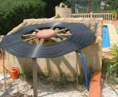 Solar pool heating - Solar hot water heater for swimming pool ...