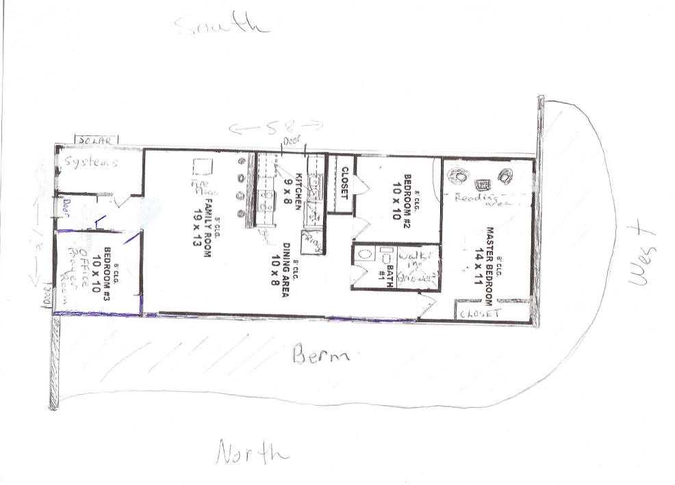 Icf open floor plans gurus floor for Icf home designs