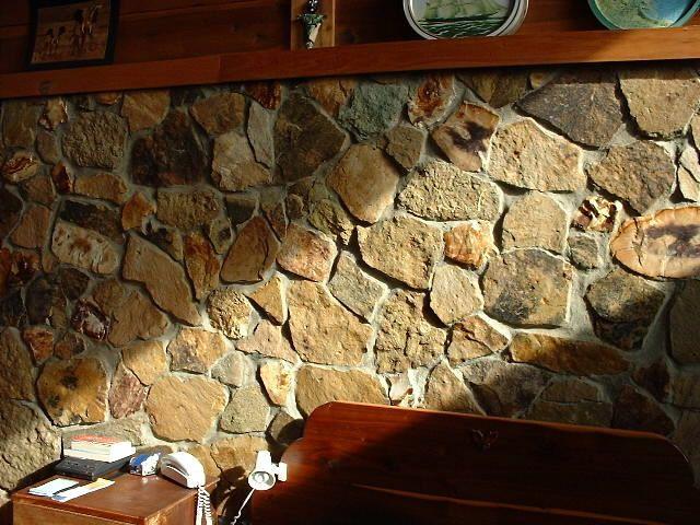 Slipform Stone Masonry : Slipform construction for walls