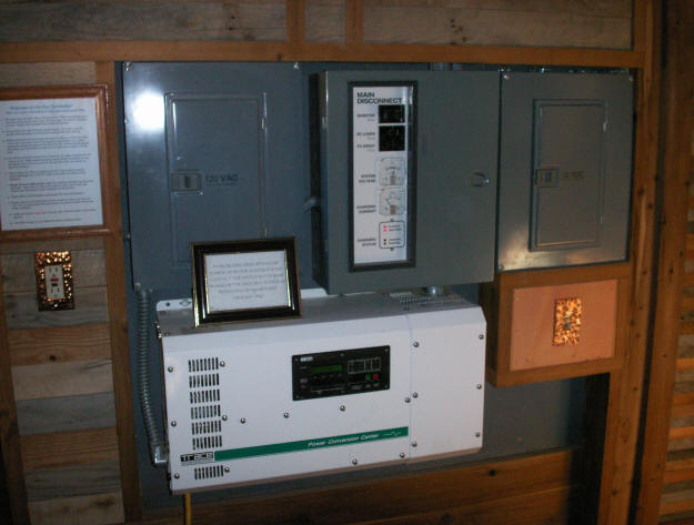 Earthship Electrical System