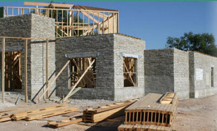 Greenstar Blox A New Energy Efficient Wall Block