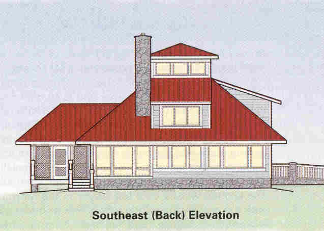 Plans for passive solar homes for Solar passive home designs