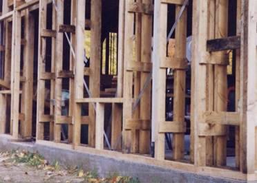 Larsen Truss Superinsulated Home Construction