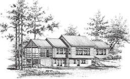 A 38 Page Guide To Passive Solar Home Design And Concept Level Plans For  Nine Solar Homes. Written For North Carolina, The Homes Emphasize A Careful  Balance ... Part 39