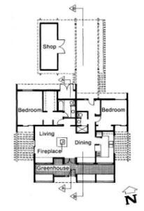 Plans for passive solar homes for Passive energy house design