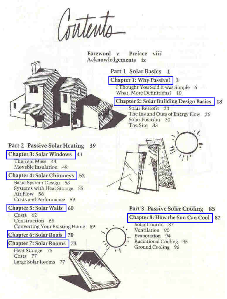 Passive Solar Solardiagramjpg Energy The Homeowners Guide To Natural Heating And