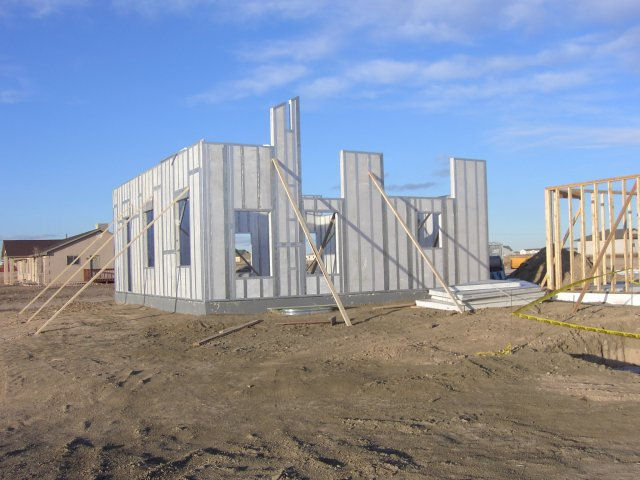 Sipandicfhouse for Foam panel house