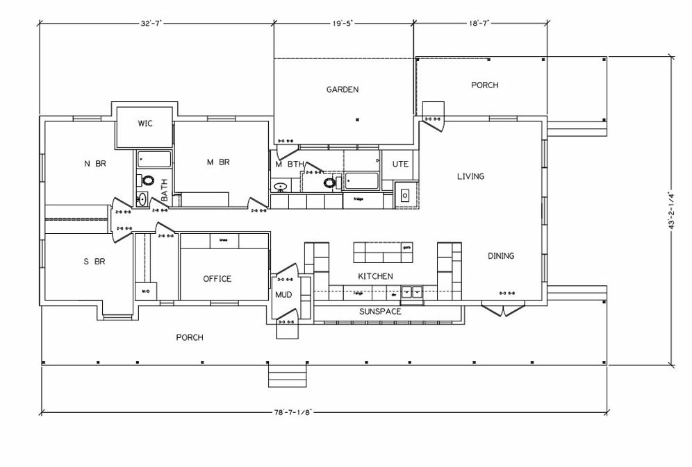 Cost effective home floor plans for Cost effective building design