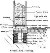 House foundation construction methods