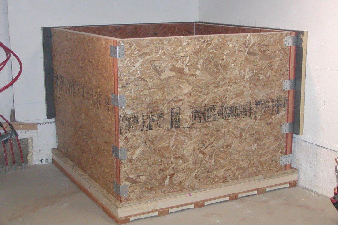 Solar Heat Storage Tank