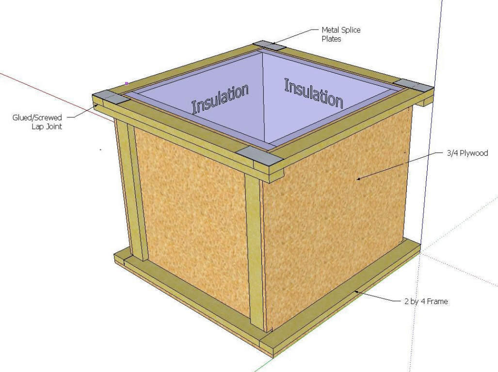 water tank design Tutorial for building a water tank stand build your own tank stand it may be a little time consuming, but it's really not too difficult.