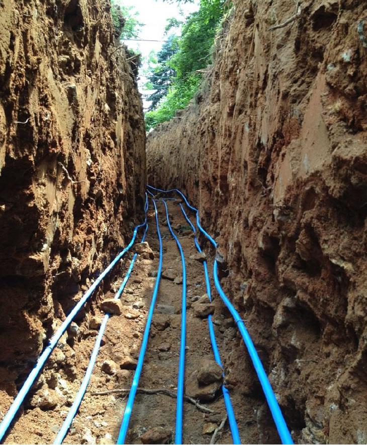 DIY Geothermal Heat Pump + PV System