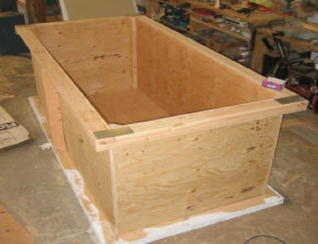 Homemade Thermal Storage Tank