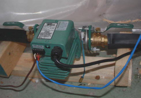 pumps tanks heat exchangers controllers for diy solar water and taco variable speed pump controller