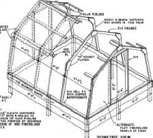 Gambrel Roof Barn Plans