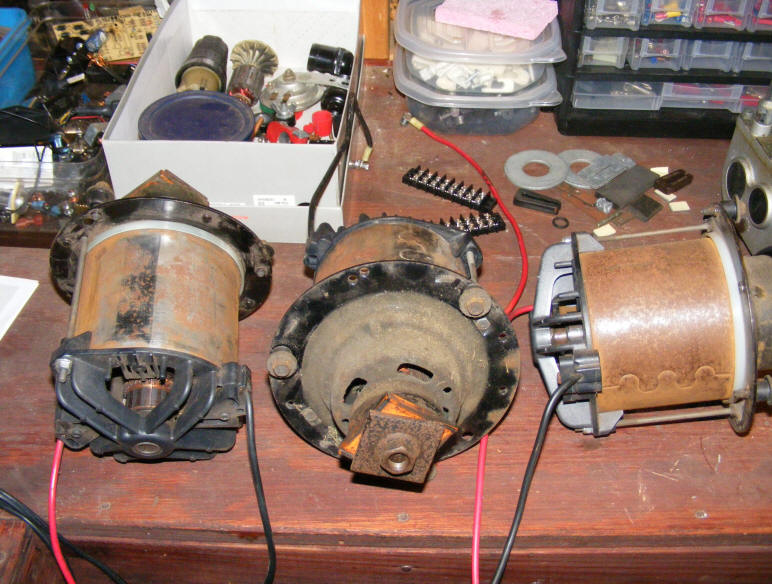 Electric Motors For Solar Powered Lawn Mowers
