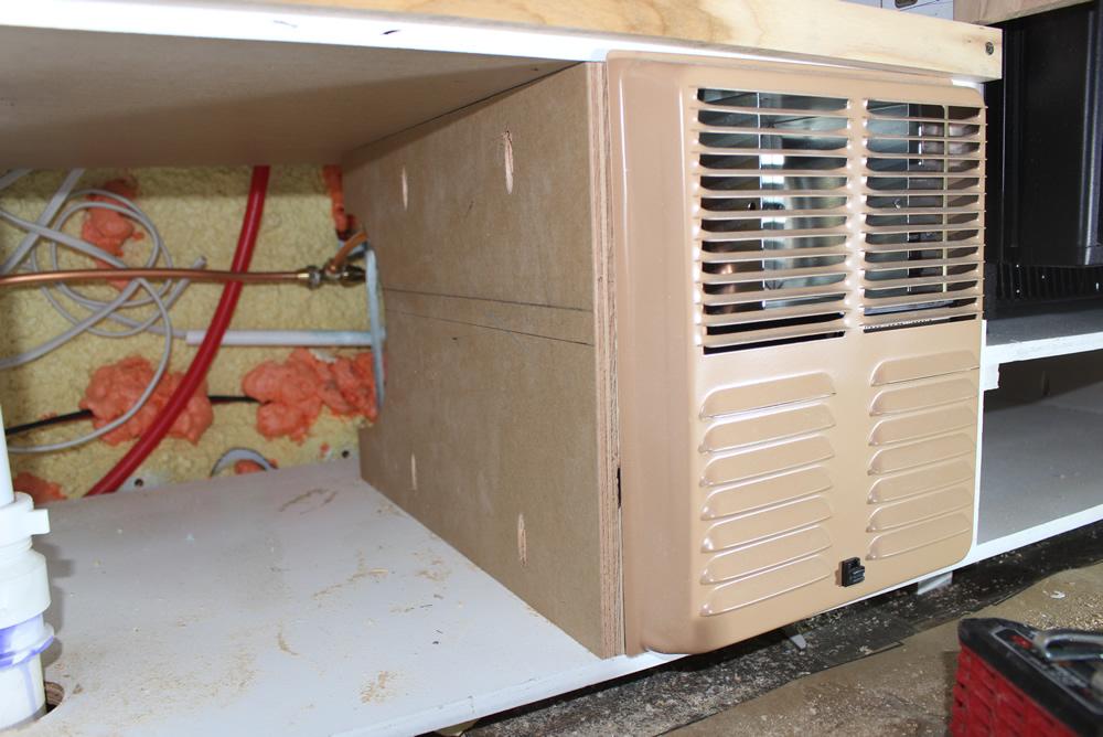 Promaster Diy Camper Van Conversion Diy Furnace