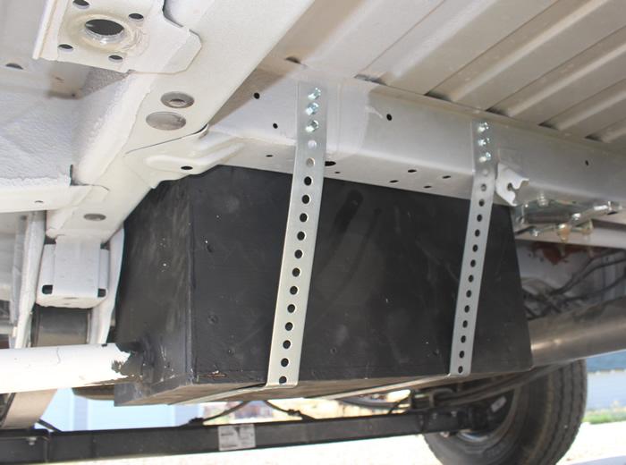 Promaster Camper Van Conversion Plumbing
