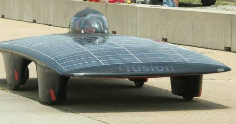 solar vehicles and efficient vehicles. Black Bedroom Furniture Sets. Home Design Ideas