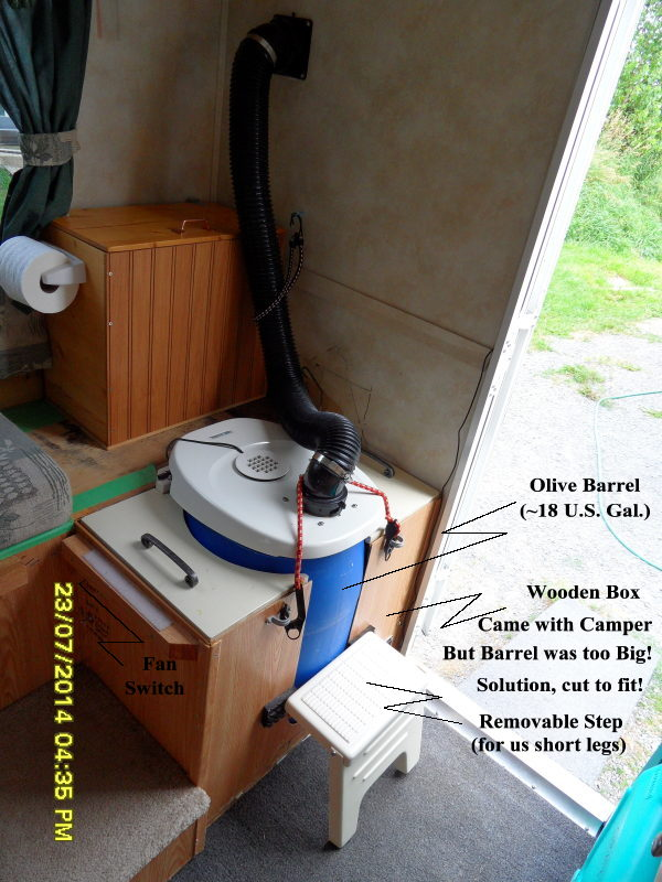 how to build a rv septic system
