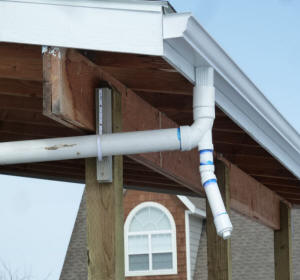 A Medium Sized Rain Water Collection System Collection