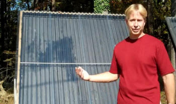 Comparing The Performance Of Two Diy Solar Water Heating