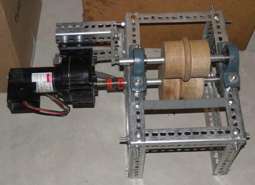 Cool Build solar heat exchanger