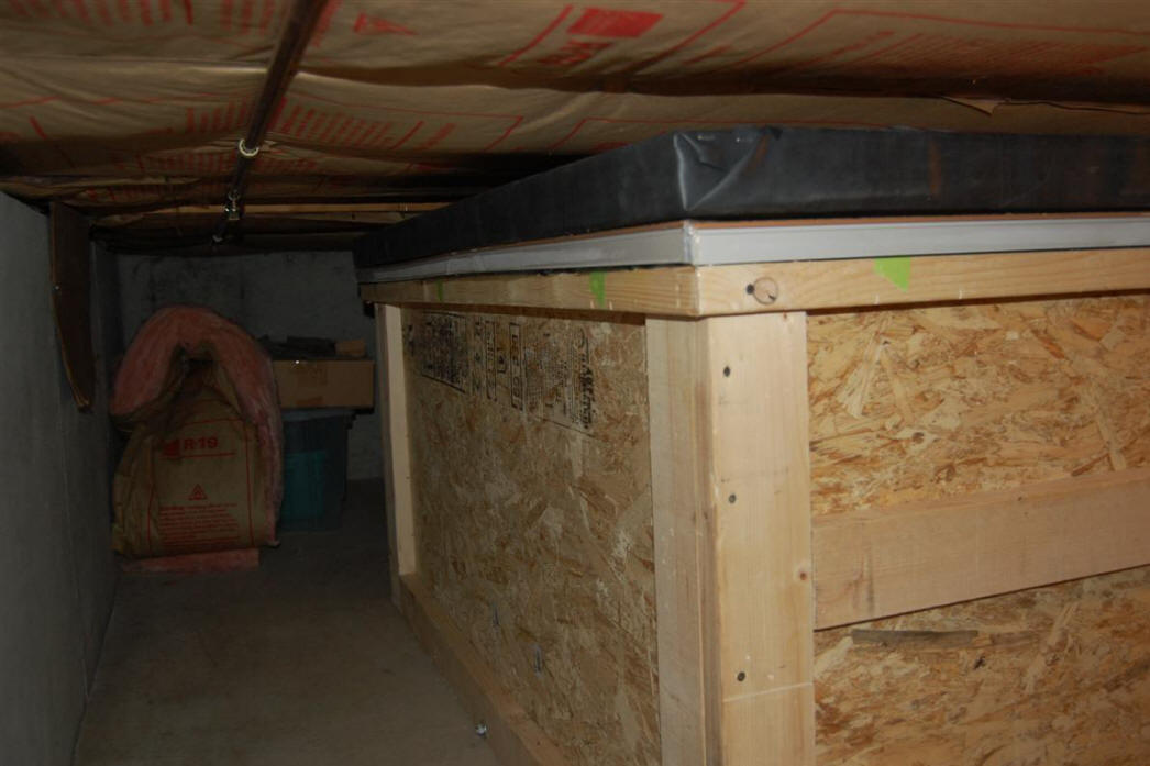 how to build a heat tank